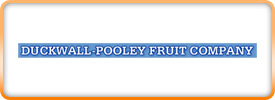Duckwall pooley fruit company logo